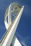 Spinnaker tower portsmouth england Stock Image