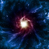 Spiral Galaxy Royalty Free Stock Images