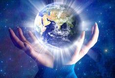 Spiritual Earth Royalty Free Stock Image