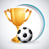 Sport icons design Royalty Free Stock Photography