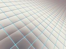 Square smooth bricks Stock Photography