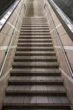 Städtisches Treppenhaus Lizenzfreie Stockfotos