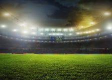stadion Royalty-vrije Stock Afbeelding