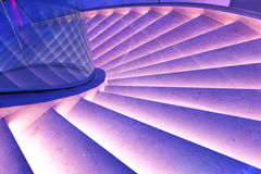 Stairs of Modern  plaza hall ,modern office building ,modern business building hall,inside commercial building Royalty Free Stock Image