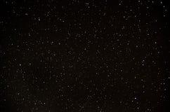 Stars in sky Stock Photo