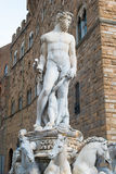 Statue of god Neptune Royalty Free Stock Image
