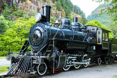 Steam Engine Train Locomotive Royalty Free Stock Photo