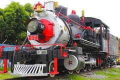 Steam locomotive II Stock Image