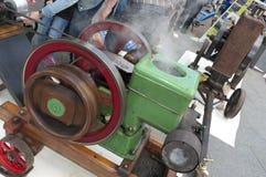Steam machine Royalty Free Stock Photos