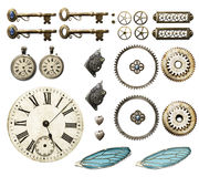 Steampunk selection Stock Photo