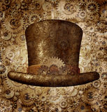Steampunk Top Hat Stock Photography
