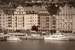 Stockholm retro Stock Photo