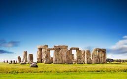 Stonehenge, Inglaterra Foto de archivo