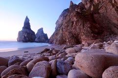 Stones & beach Stock Photo