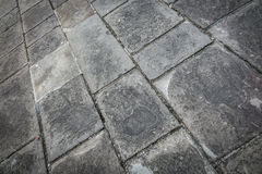 Stony pathway pattern Stock Photos