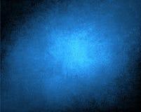 Struttura blu del fondo per il sito Web o l'elemento di progettazione di arte grafica, linea graffiata struttura Fotografia Stock