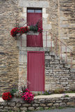 Study of decorative door Stock Photo