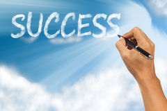 Success. Royalty Free Stock Images
