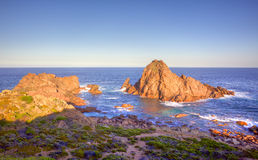 Sugarloaf Rock Royalty Free Stock Photos