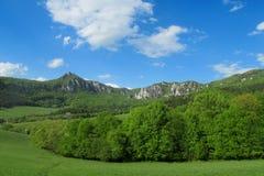 Sulov schaukelt Panoramablick Lizenzfreie Stockfotografie