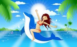 Summer Fun Royalty Free Stock Image