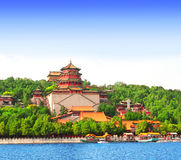 Summer Palace in Beijing, China Stock Image