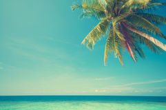 Summer sea view Royalty Free Stock Photography
