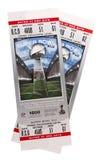 Superbowl XLV Tickets NFL American Football Stock Photo