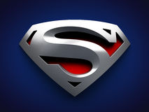 Superman Stock Afbeelding