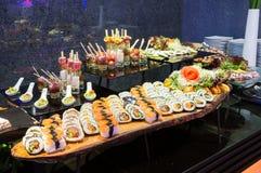 Sushi bar Royalty Free Stock Photos
