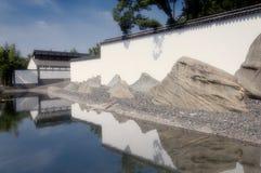 Suzhou Museum Exterior Royalty Free Stock Image