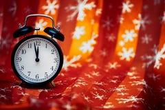 Sveglia sulla tenda Fotografie Stock