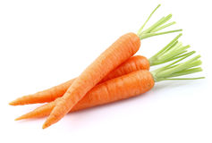 Sweet carrots Stock Images