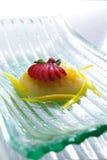Sweet Pudding Stock Image