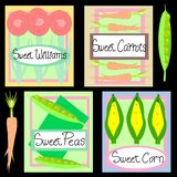 Sweet Seeds Royalty Free Stock Images