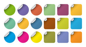 Tag Sticker Stock Images