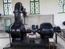 Taipeh, Museum des Trinkwassers Stockfotos