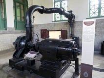 Taipeh, Museum des Trinkwassers Stockbilder