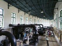 Taipeh, Museum des Trinkwassers Stockbild