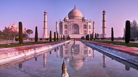 Taj Mahal Images libres de droits