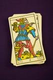 Tarot The Fool Stock Photos