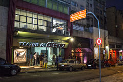 Teatro di arena Fotografia Stock Libera da Diritti