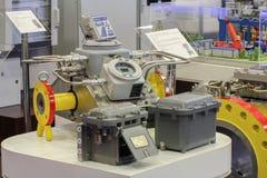 Technologische Ausrüstung für die Gasindustrie Lizenzfreie Stockbilder