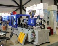 Technologische Ausrüstung für Polymere Stockfotografie