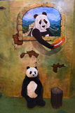 Teddy Bear Museum Pattaya Photographie stock