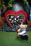 Teddy Bear Museum Pattaya Photos stock