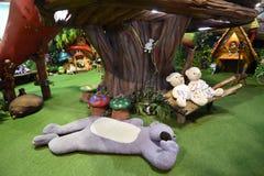 Teddy Bear Museum Pattaya Photo stock