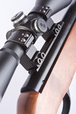 Telescopic sight Royalty Free Stock Images