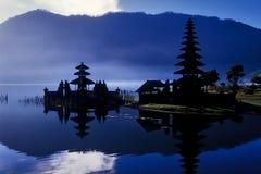 Tempel zur Wassergöttin. Indonesien Stockfoto