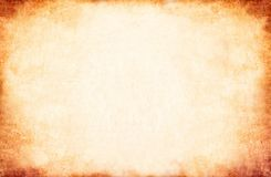 Textura del pergamino Foto de archivo